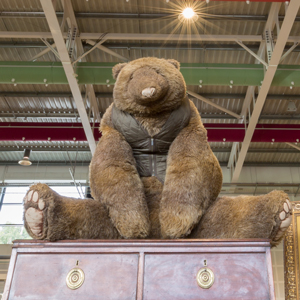 winter events yorkshire  antiques and art fair