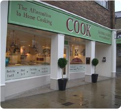 Harrogate Tribe cook