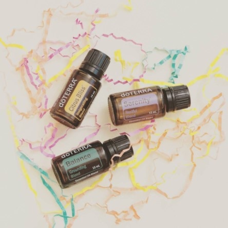 Harrogate Tribe essential oils