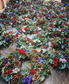 Harrogate Tribe 4 seasons florist