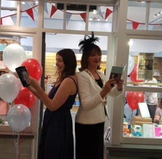 Harrogate Tribe imagined things book shop