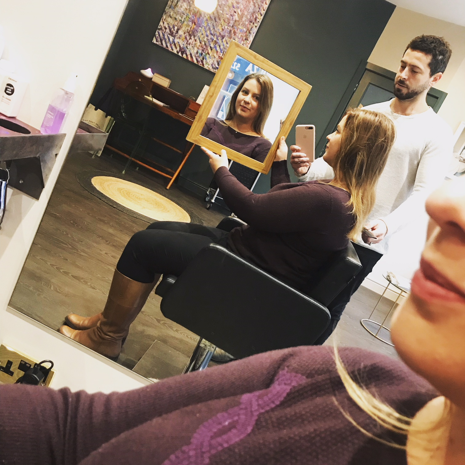 hair consultation hair artist harrogate
