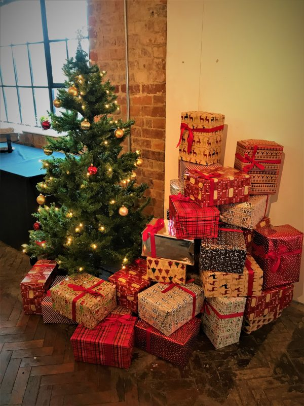 Viking direct #ArtyParty chirstmas tree