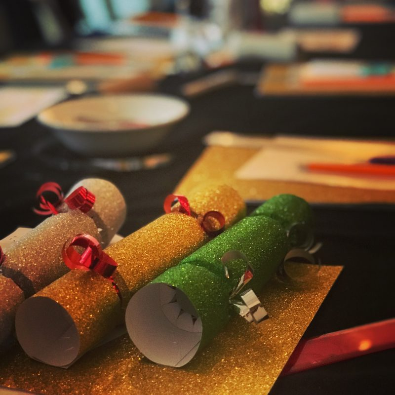 Viking direct #ArtyParty craft crackers
