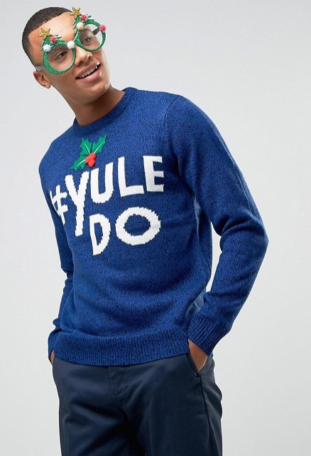 Christmas Jumpers asos men