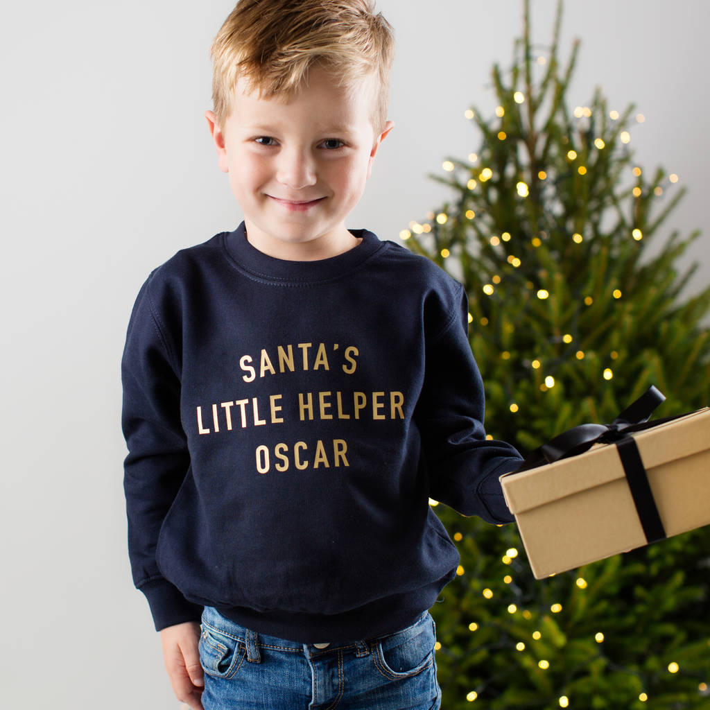 Christmas Jumpers not on the high street