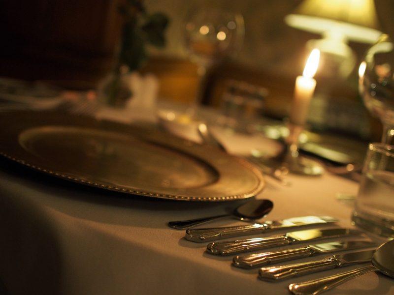 Goldsborough Hall fine dining harrogate