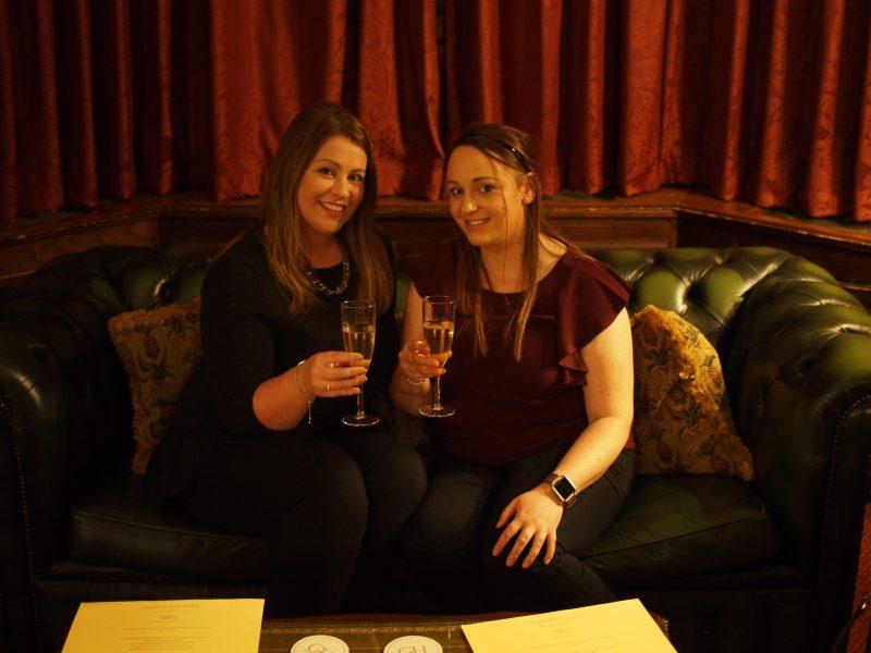Goldsborough Hall sisters
