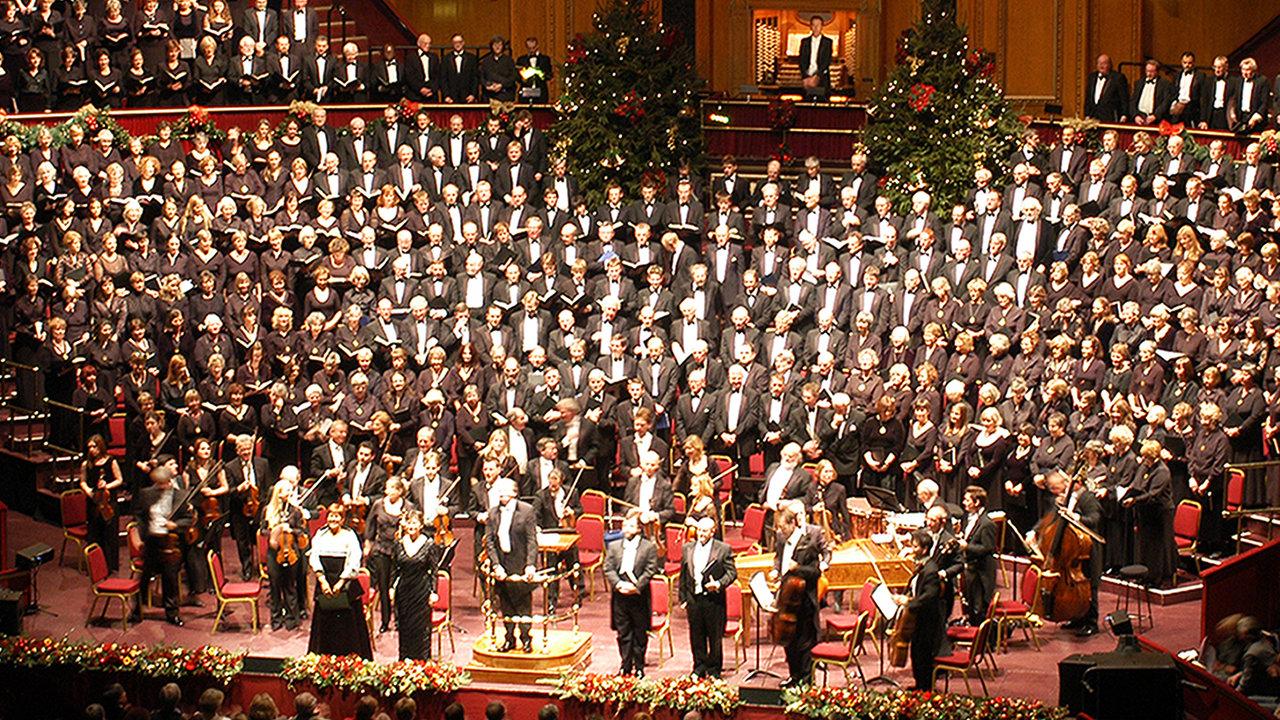 Handel Messiah royal hall christmas