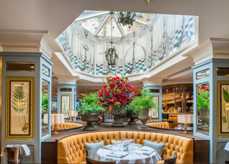 the ivy harrogate interiors