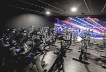 the harrogate girl david lloyd spin gym