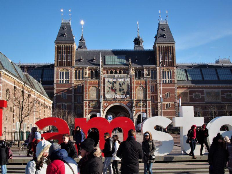 The Harrogate Girl Rijksmuseum