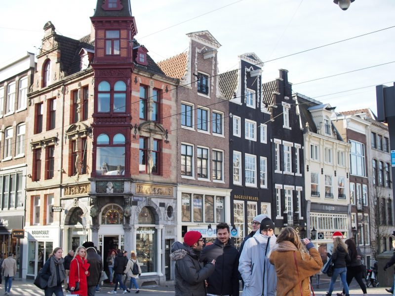 the Harrogate girl Amsterdam trip Netherlands