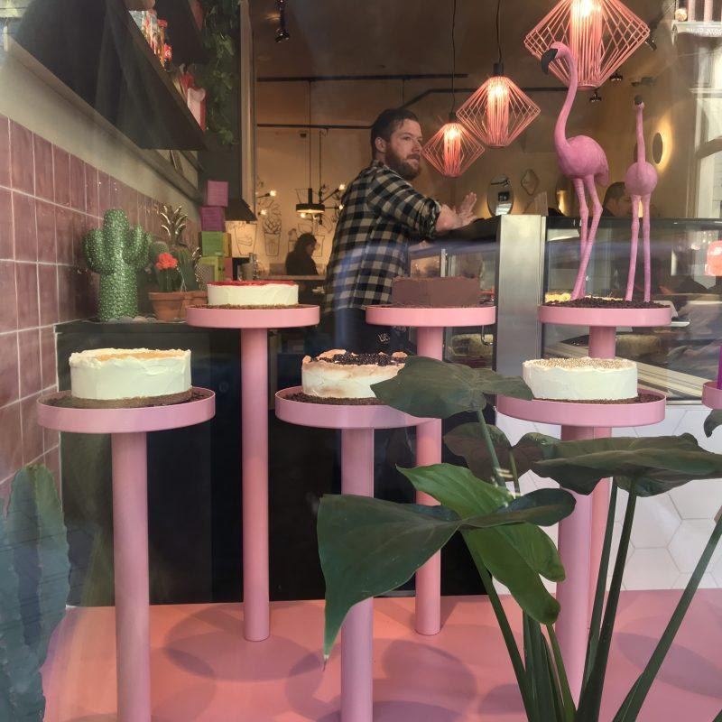 The Harrogate Girl Amsterdam Lucy's Cheesecake