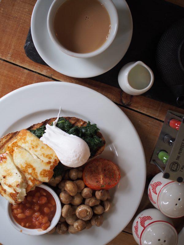 The Harrogate Girl Cafe Restaurant Harrogate