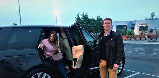 the harrogate girl bluskills chauffeur