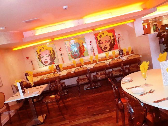 the harrogate girl vivido Italian restaurant 1