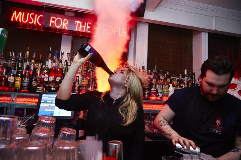 The HArrogate Girl Mojo Harrogate bar