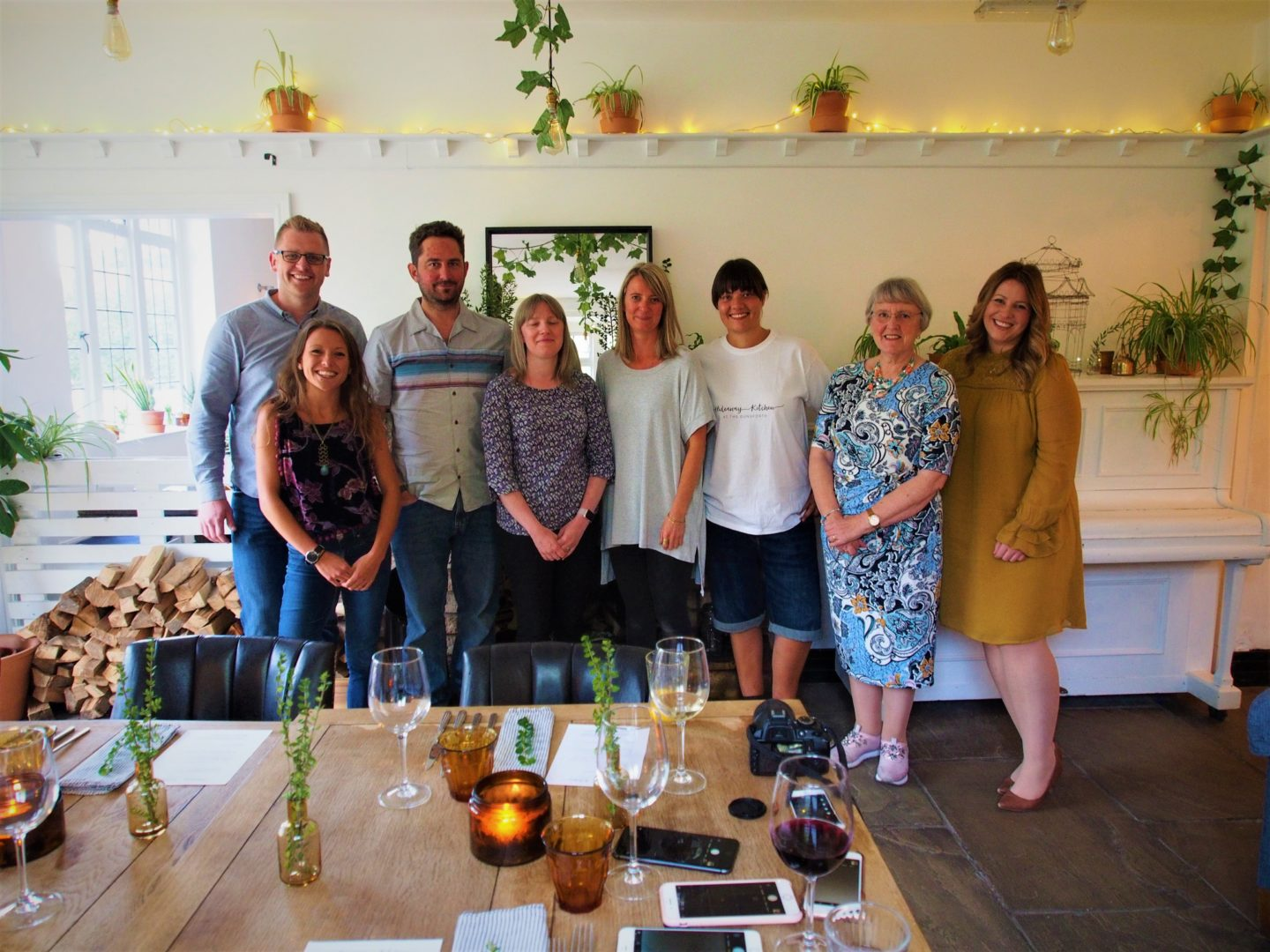 The Harrogate Girl The Hideaway Kitchen Yorkshire Bloggers Food Blogs