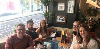 The Harrogate Girl Bottomless Brunch Yorkshire eating out