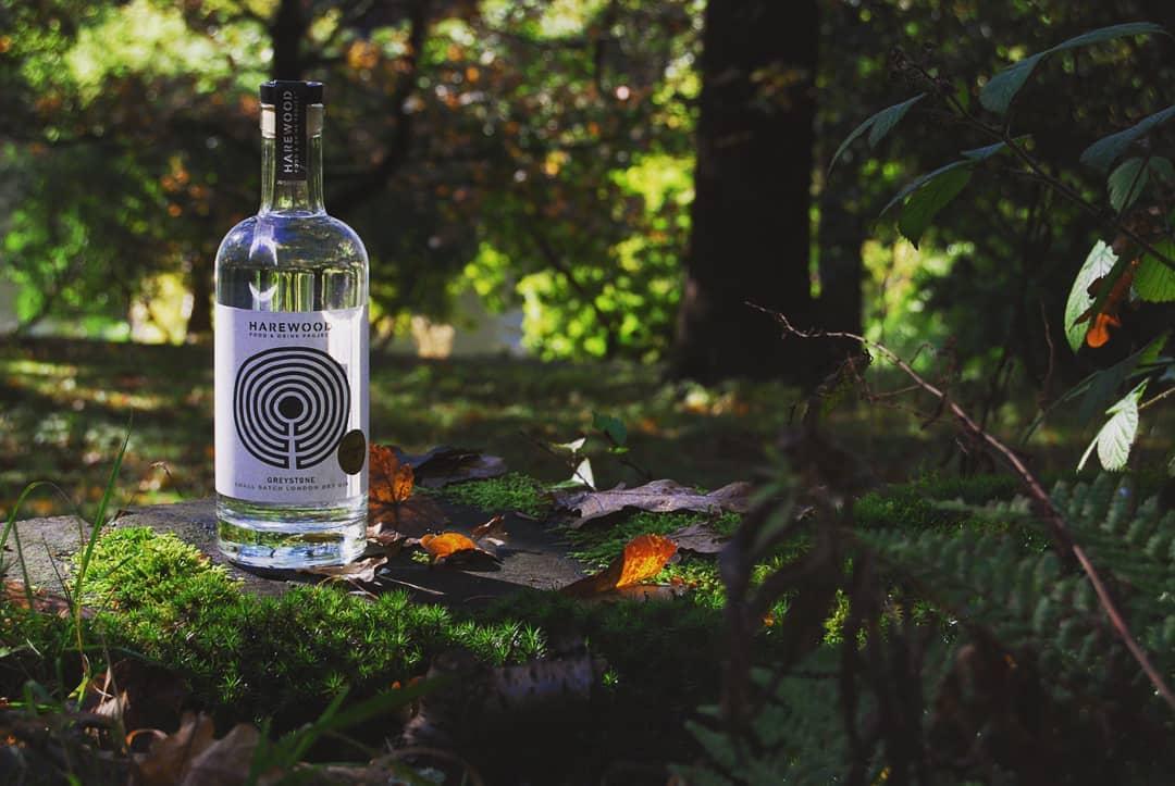 Greystone gin, Harewoodhouse, gin, Harrogate