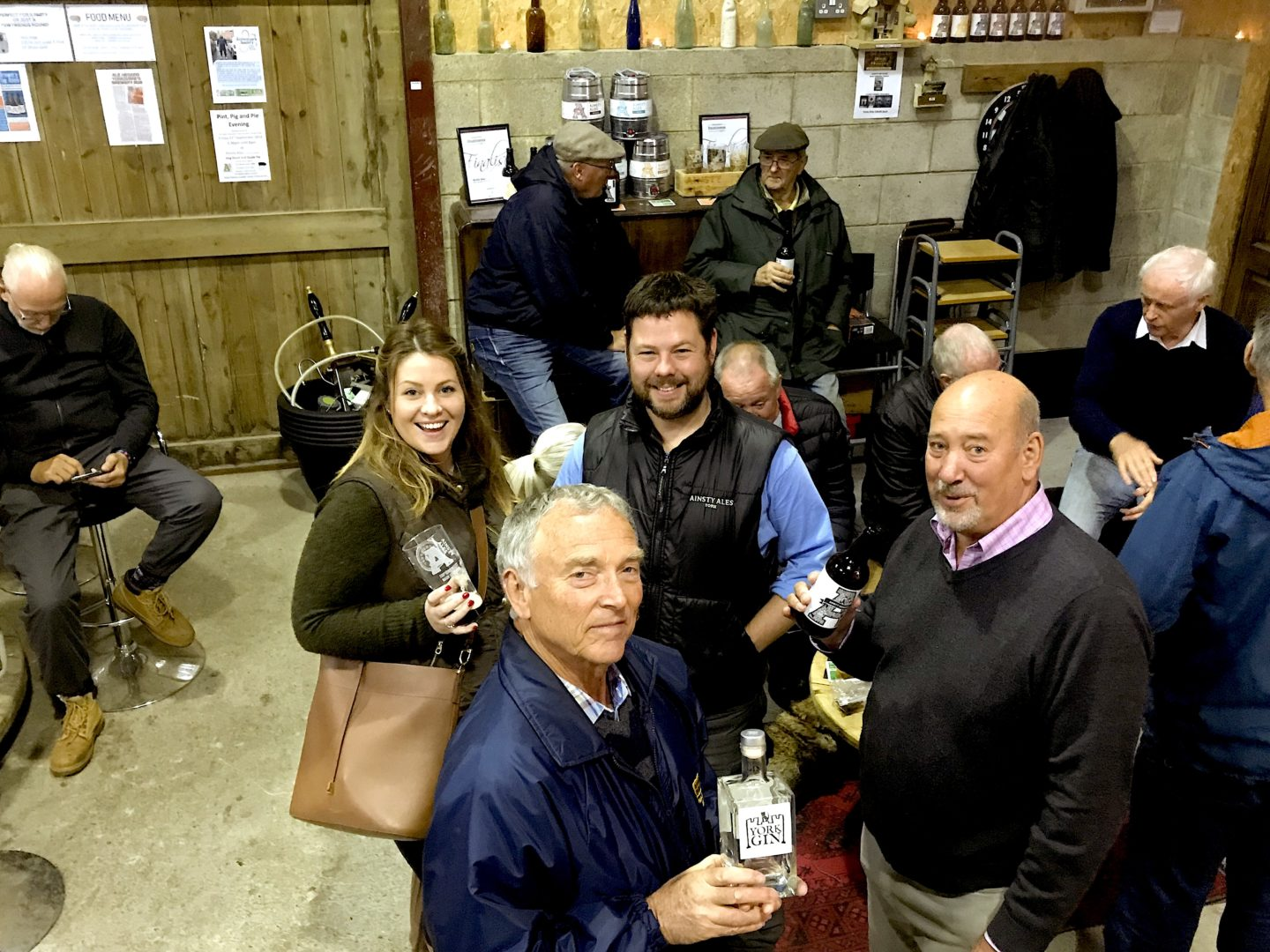 The Brewtown Beer tour
