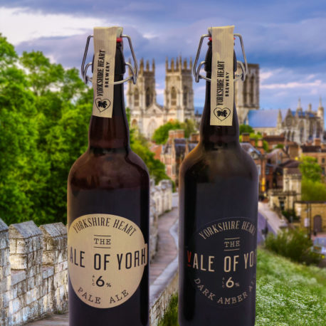 Yorkshire Heart Brewery Beer ale york