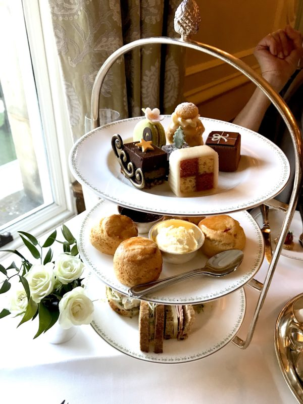 Bettys Afternoon Tea Review Christmas Harrogate bloggers