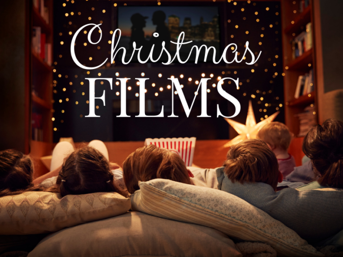 Christmas films, radio times, tv times, tv listing, christmas movies