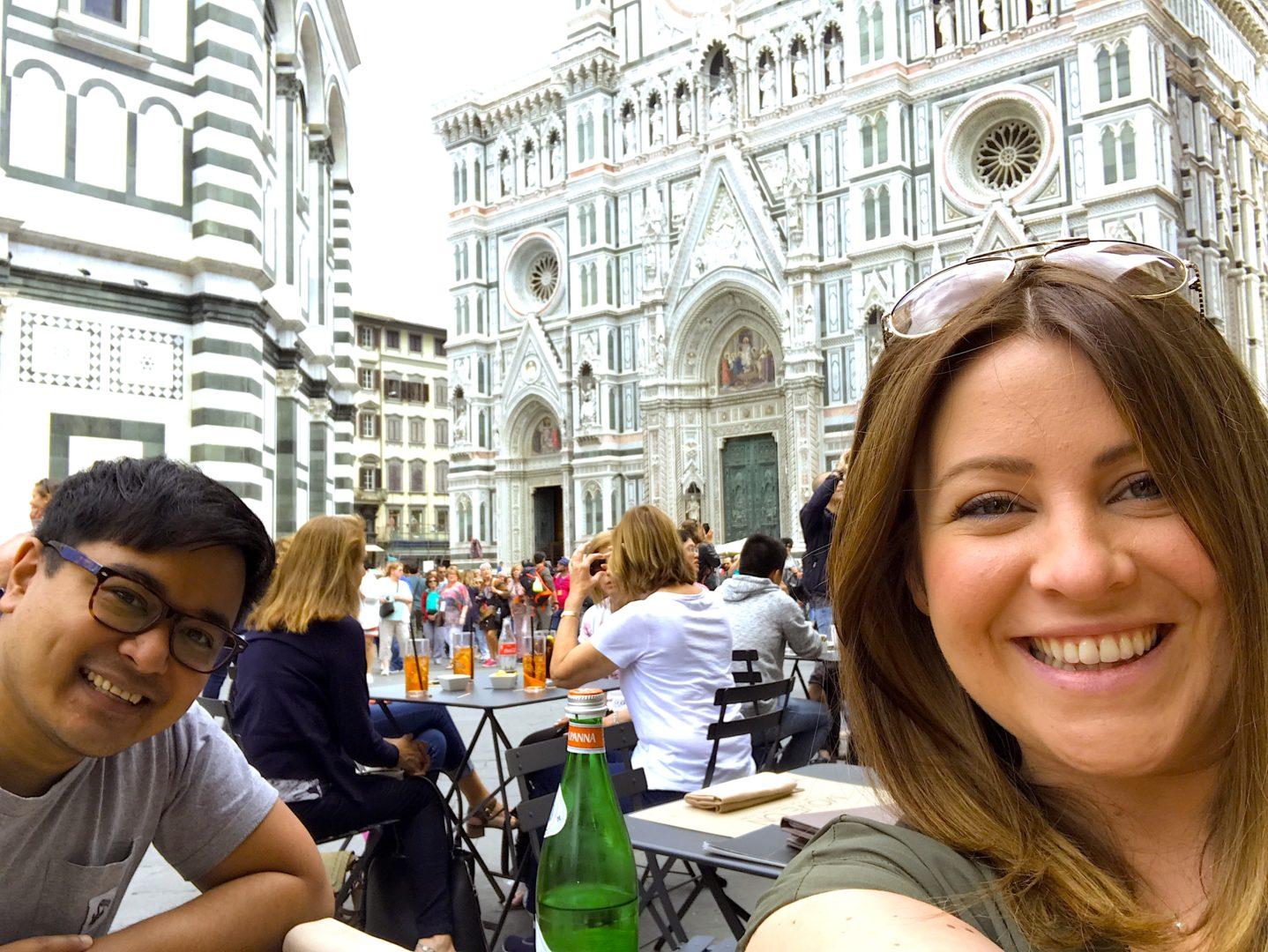 Florence Italy travel blogger The harrogate girl