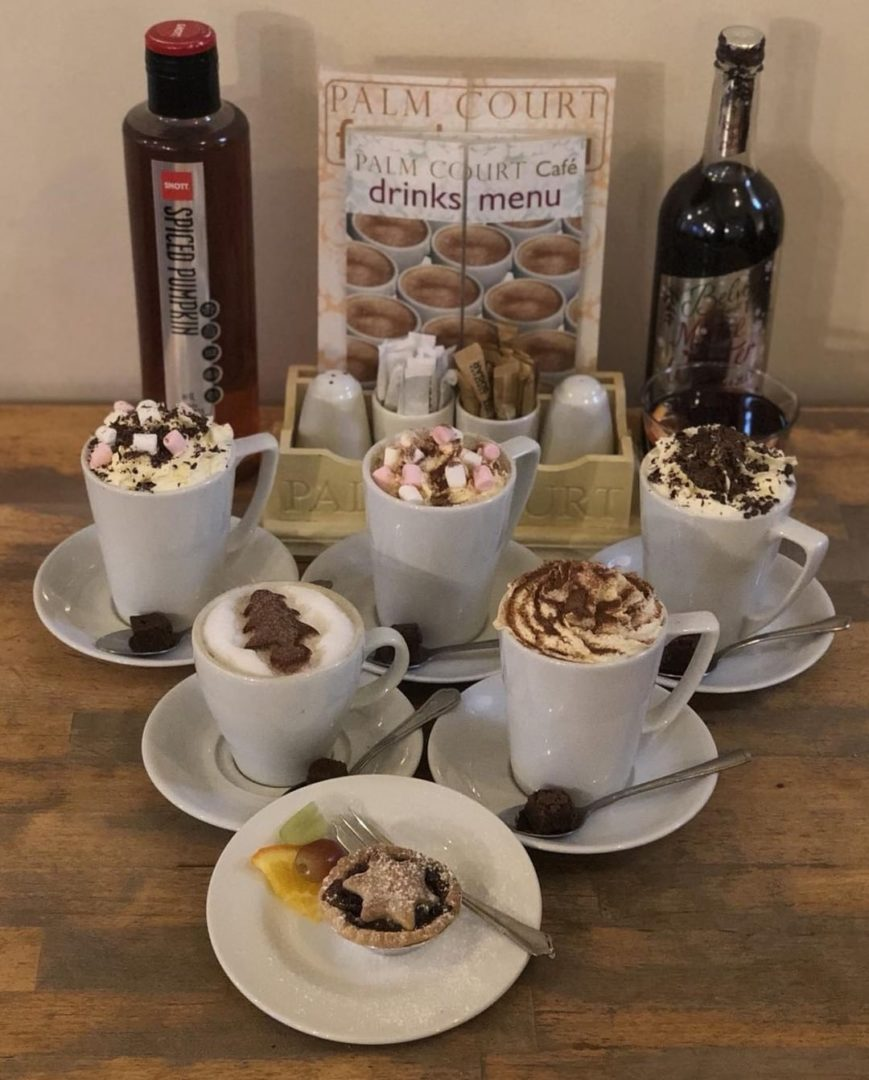 harrogate at christmas harrogate blogger yorkshire cafe coffee