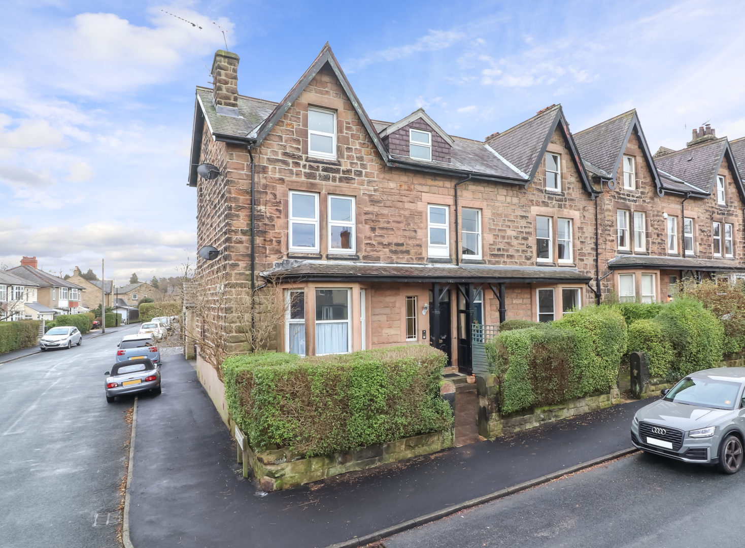 The Harrogate Girls big move, selling outs, conveyancing, property