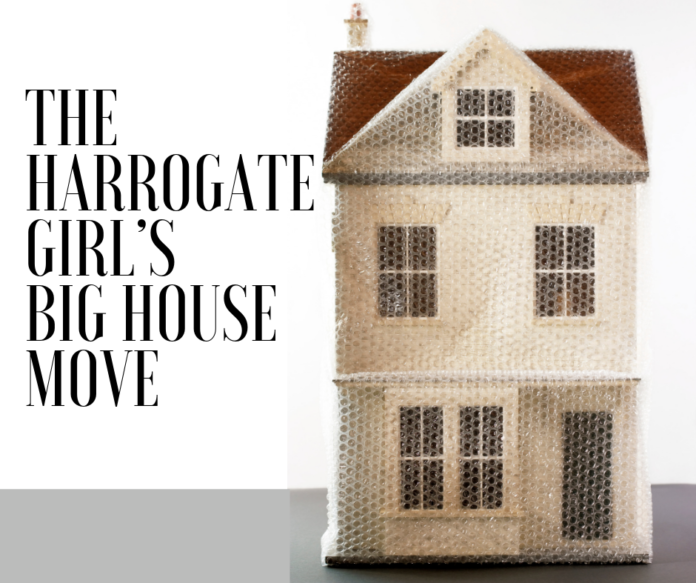 Harrogate Blogger Yorkshire blog Property Moving house
