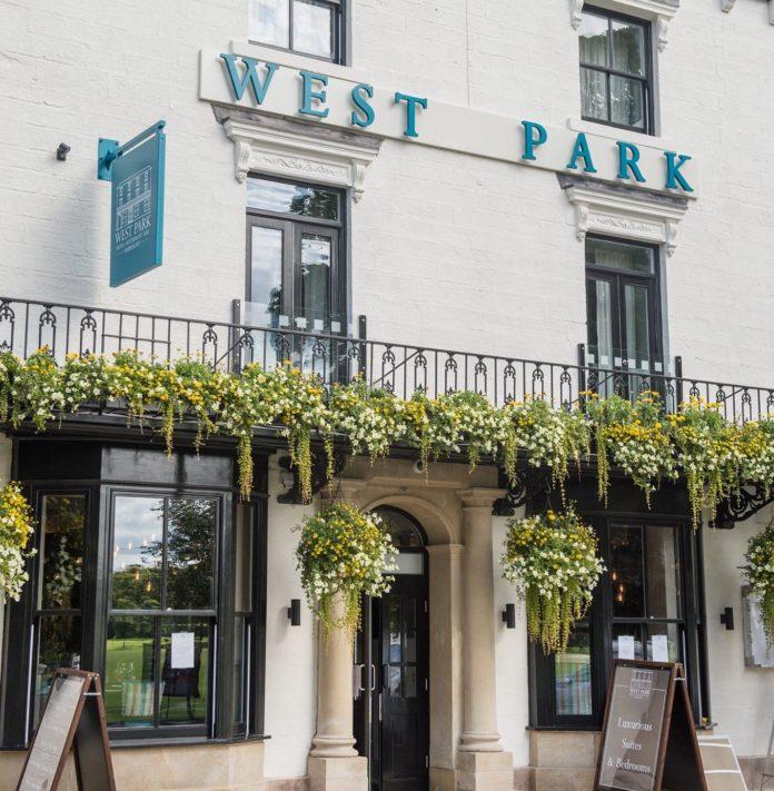 West Park hotel Breakfast Harrogate Girl Blogger Eating out6