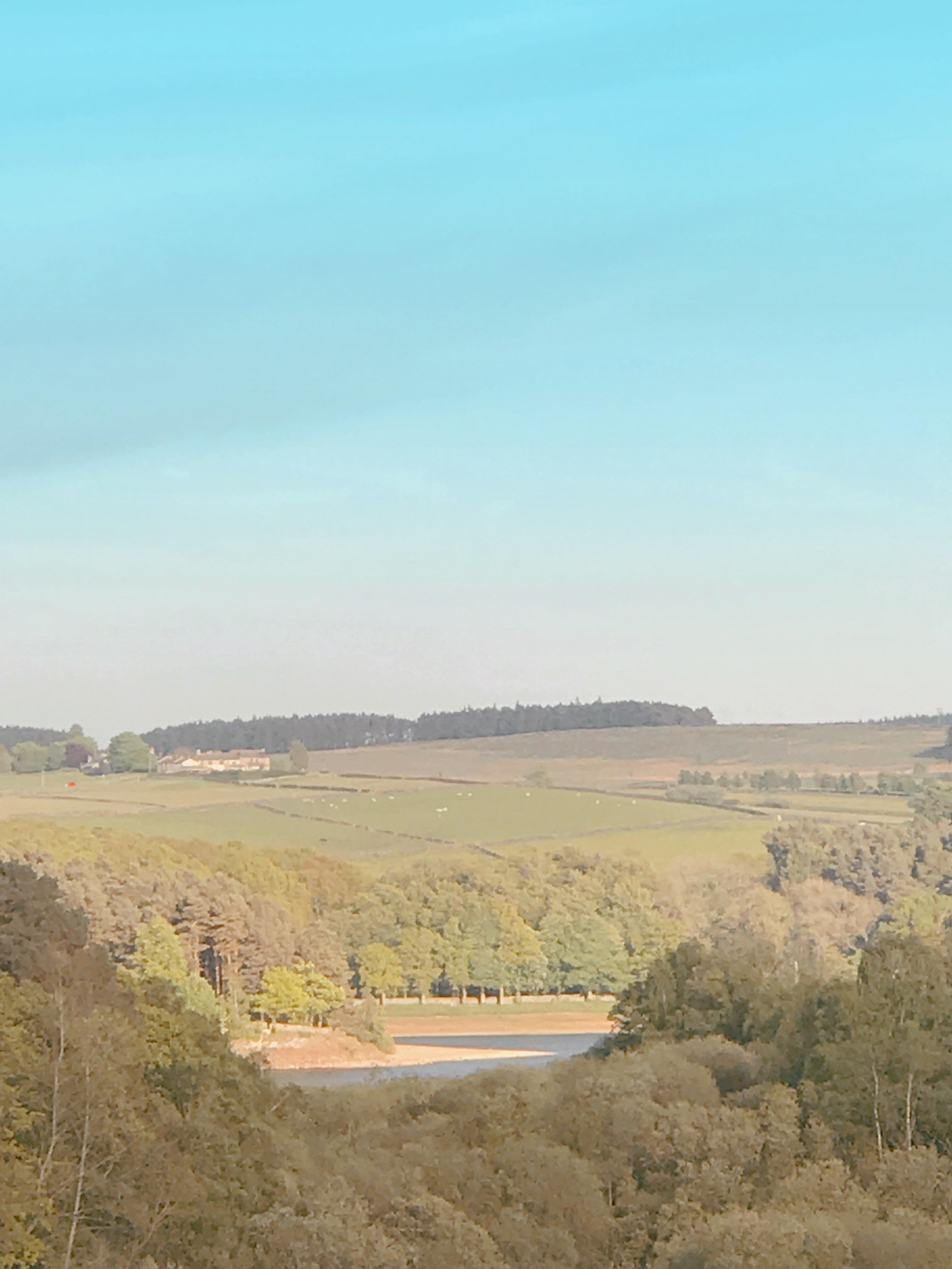 Yorkshire Water Harrogate Walks Swinsty Reservoir