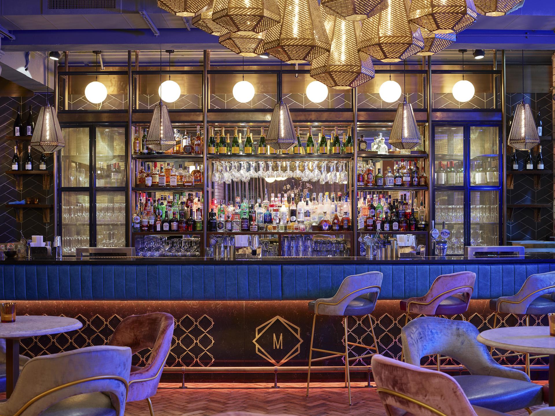 Manahatta Harrogate Bar opening
