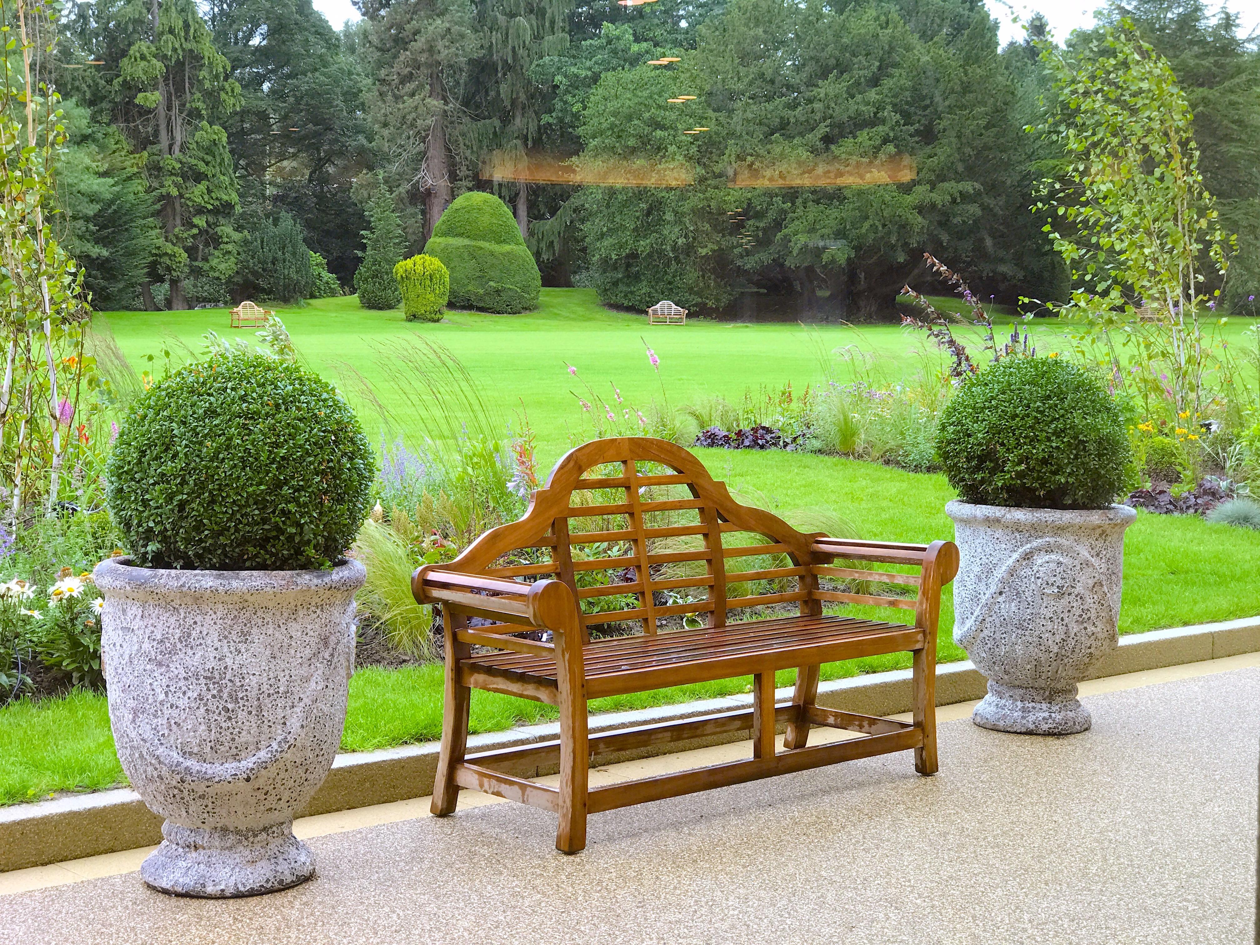 Grantley Hall, Harrogate, Accommodation, luxury travel, hotel