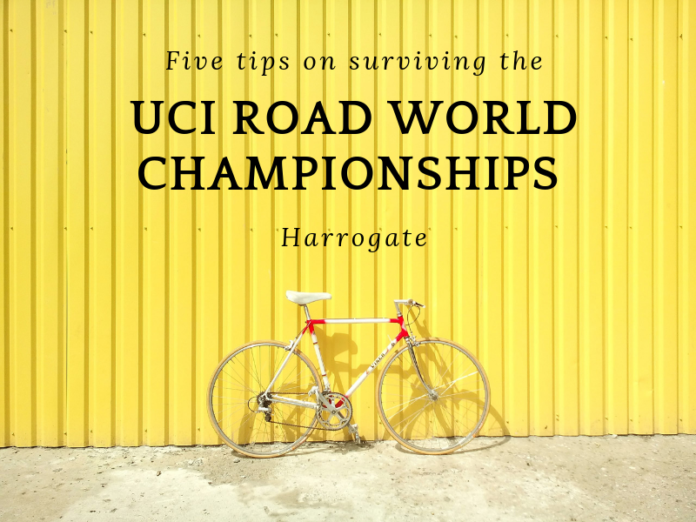 UCI Road Wold Championships Harrogate Yorkshire