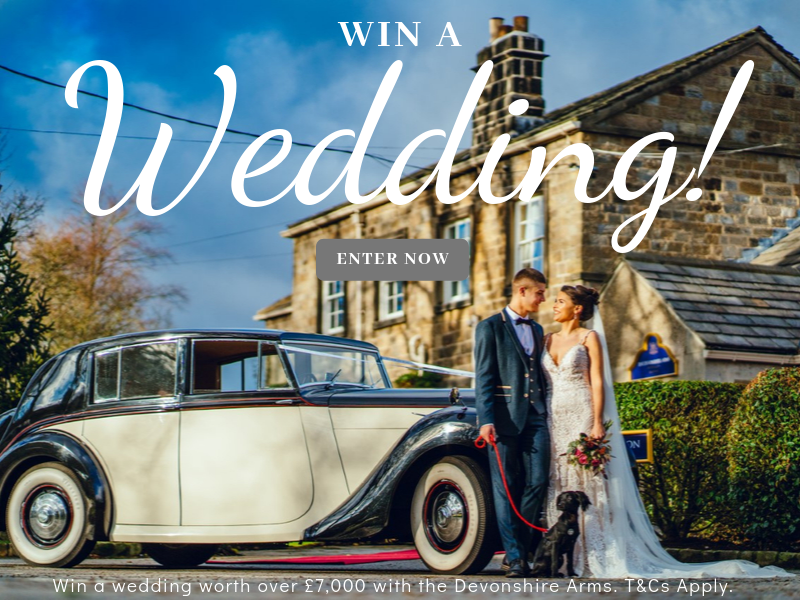 The Devonshire Arms Wedding, Competition, Yorkshire