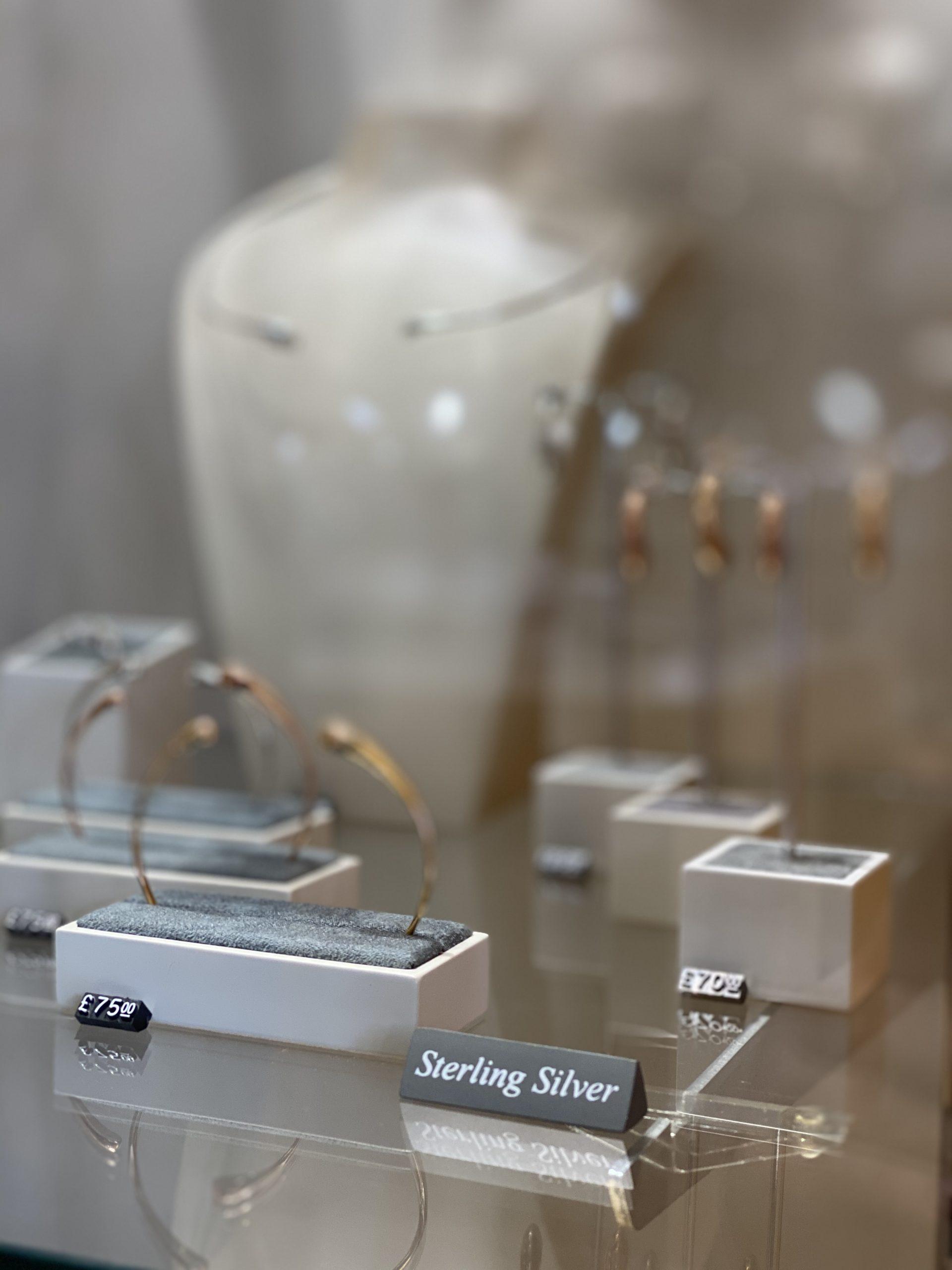 The Harrogate Girl blogger Azendi Jewellers, Harrogate, Christmas gift