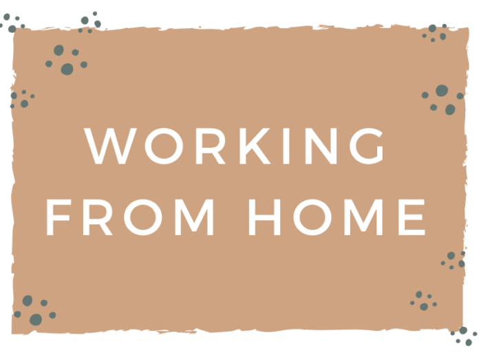 Cronavirus, working from home tips, Harrogate Community, Stay at home