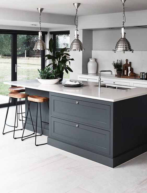 Pinterest, Kitchen Island, Kitchen Design, The Harrogate Girl