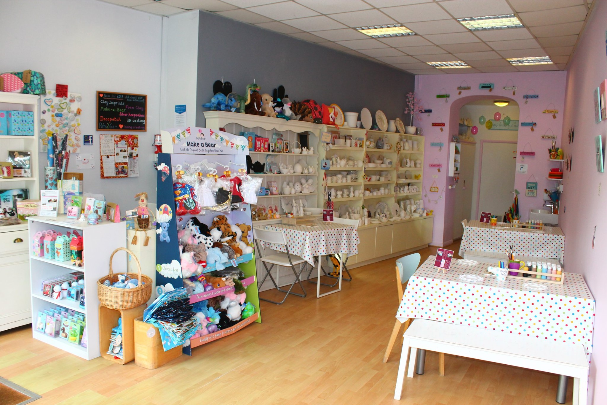 Pots2go Harrogate independent craft Yorkshire things to do
