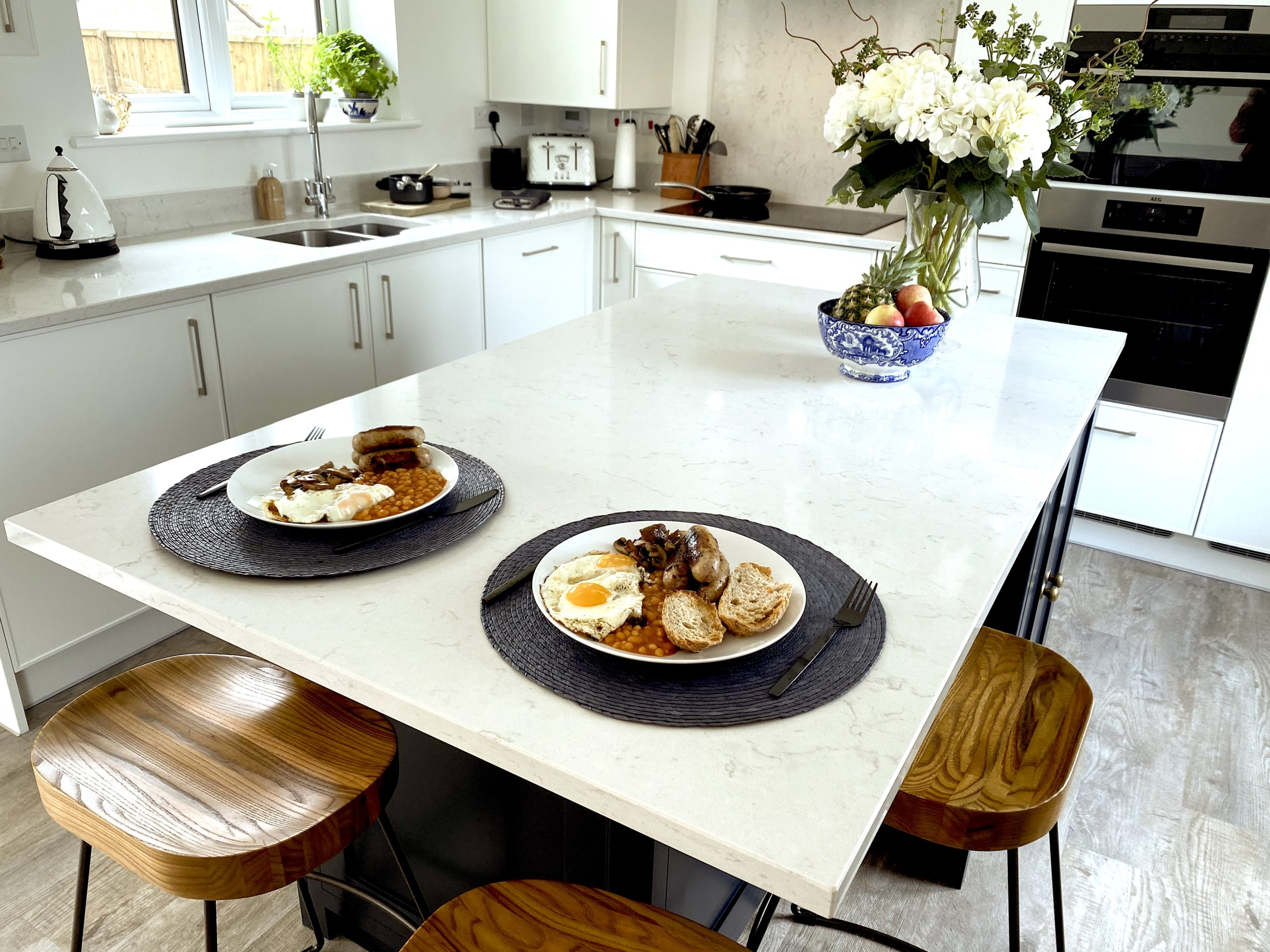 The Harrogate Girl Kitchen Island Interiors Harrogate