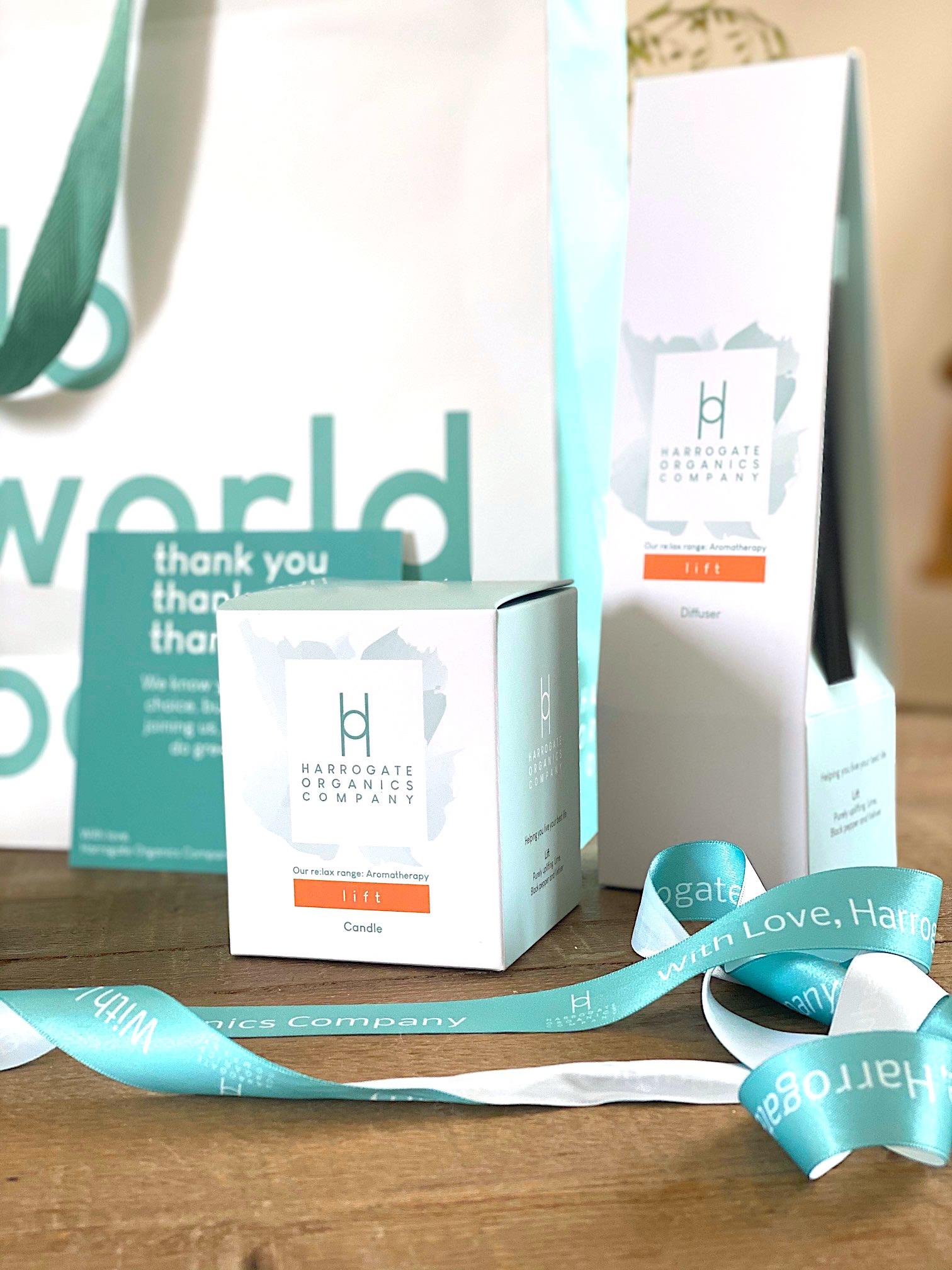 The Harrogate Girl Harrogate Organics Company Health Wellbeing Beauty