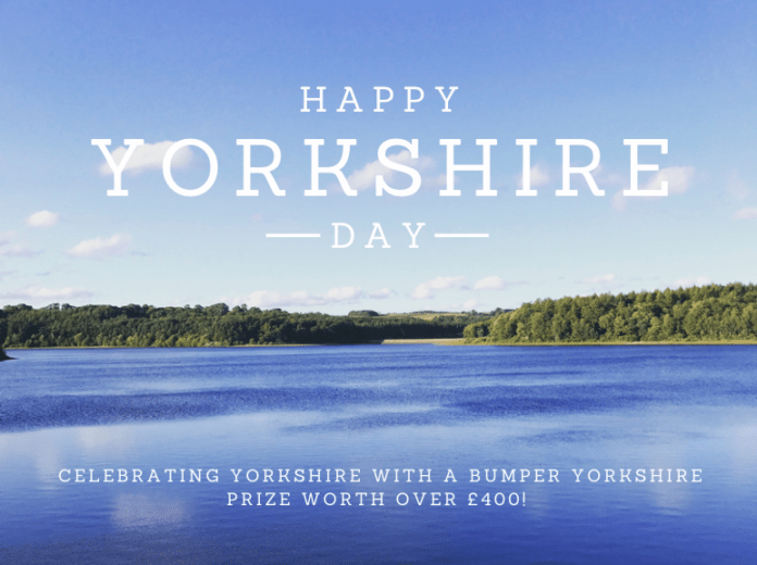 Yorkshire Blogger, Yorkshire Day Competition, Harrogate Life