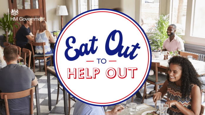Eat out Help Out Harrogate Blogger Yorkshire Blogger