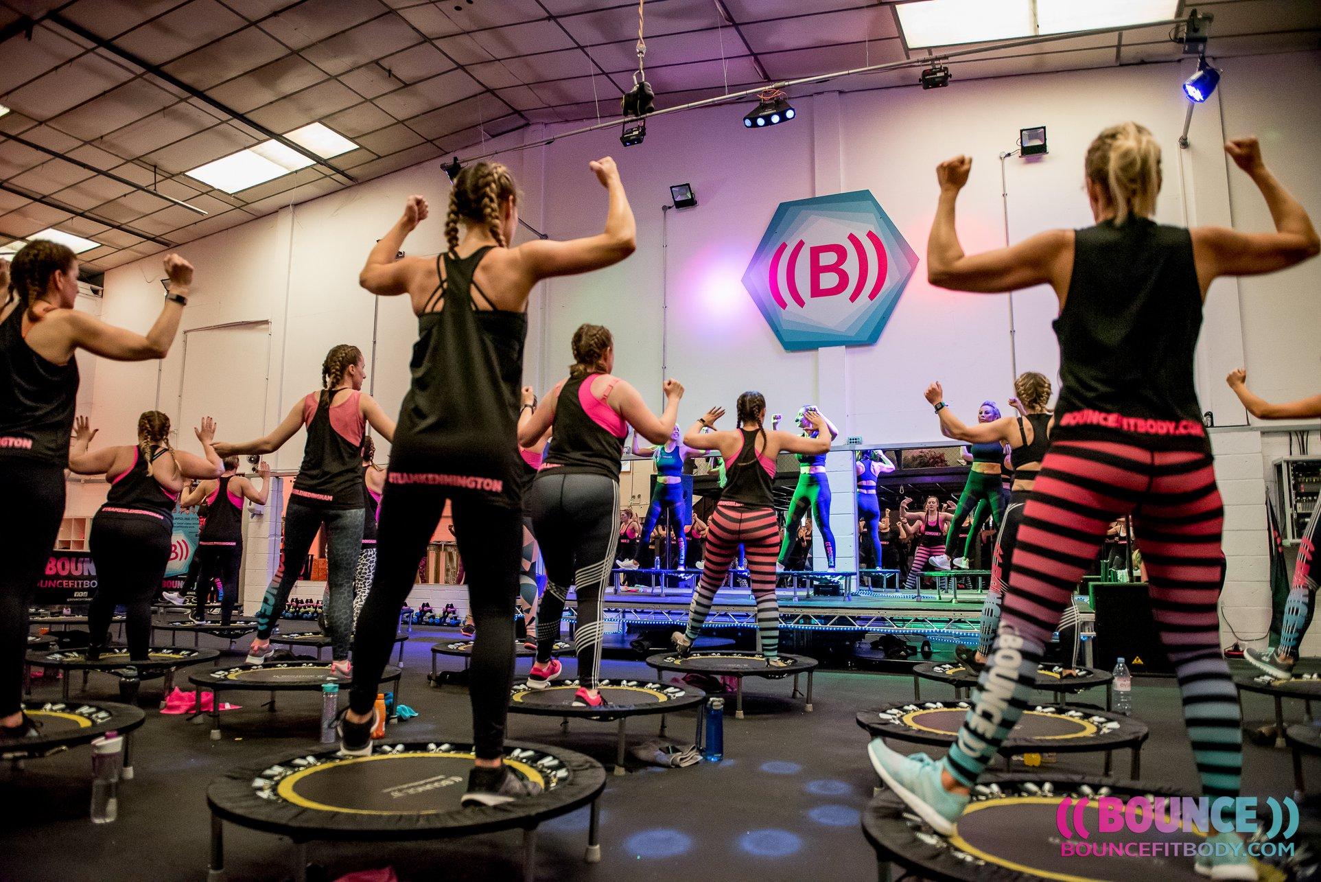 Bounce Harrogate Blogger Fitness Classes