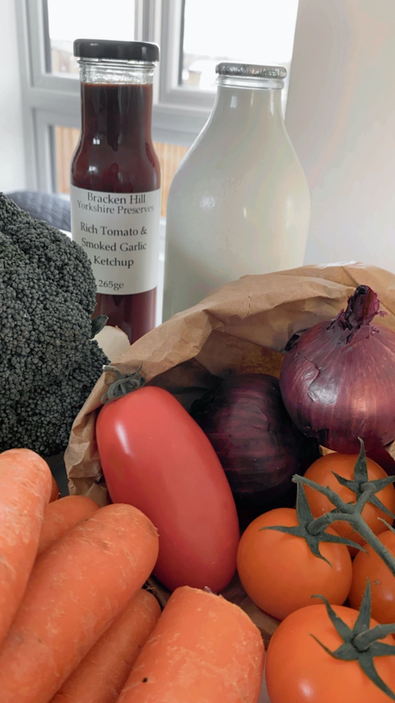 Harrogate Shop local Independent Roots & Fruits