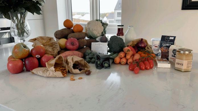 Harrogate farm shop Roots and fruits